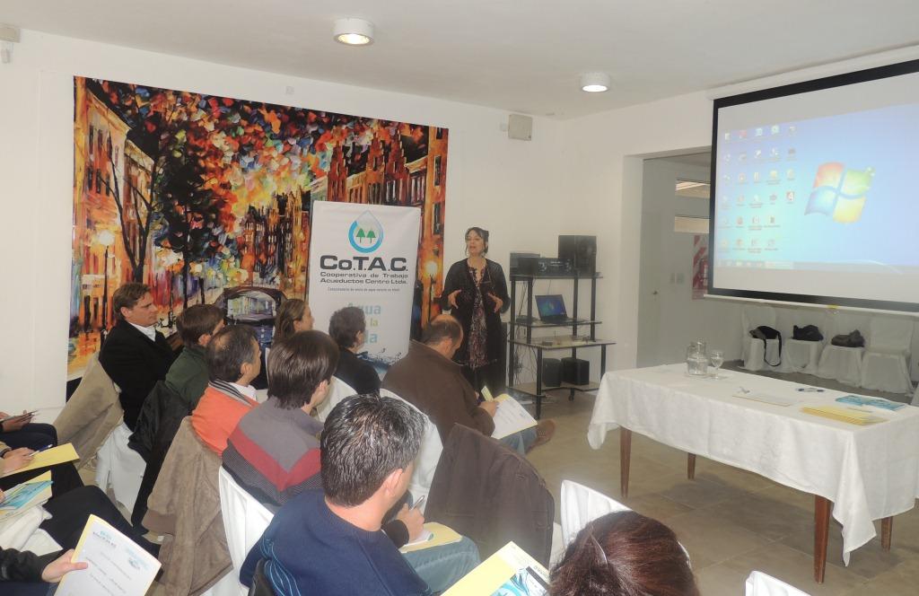 Conferencia Autoliderazgo - CoTAC - Agosto-2013
