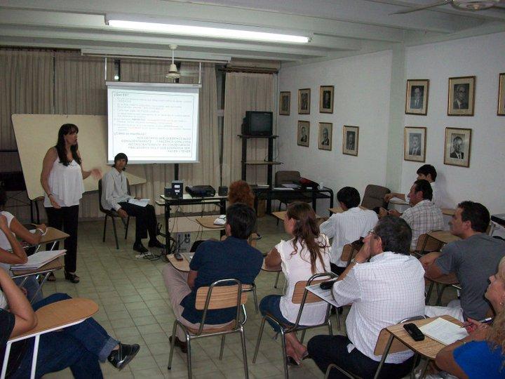 Curso de Liderazgo Transformacional en AERCA - Marzo-2011