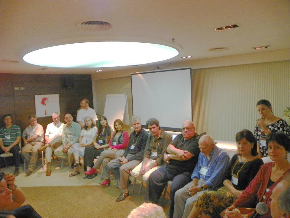 Profesionales del Congreso EFT Cba Nov.2011